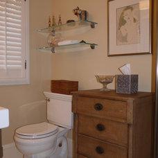 Contemporary Bathroom by Canyon Design Build