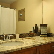 Bathroom Countertops by VI Granite & Repairs