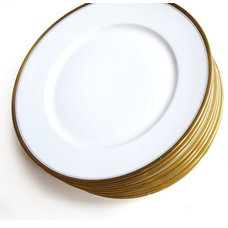 Traditional Dinner Plates by Etsy