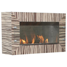 Contemporary Fireplaces by Terra Flame Home