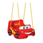 Disney Pixar's Cars the Movie Toddler Swing - How about a kids' swing that looks like a car?