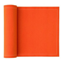 Cotton Dinner Napkin, Orange