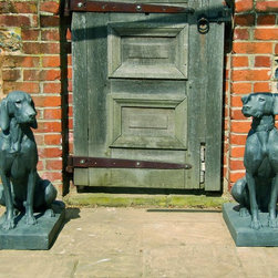 English Leadware - English Leadware Jacquemart Dogs represented by Elements International Inc.503.223.1600
