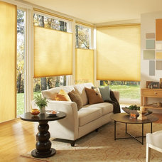 Contemporary Cellular Shades by Hans Building Materials Technology Co., Ltd