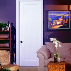 Contemporary Interior Doors by Supa Doors
