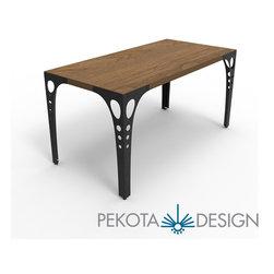 Pekota Design PK10 Wood Table - Pekota Design PK10 Wood Table