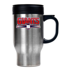 Great American Products - Great American NFL 16 oz. Travel Mug Multicolor - TM2000-14 - Shop for Travel Mugs and Tumblers from Hayneedle.com! About Great American ProductsWith beginnings as a belt buckle maker in Texas Great American products has become the leader in licensed metal emblems and the products that they adorn. With licenses with every major sports league Great American products a wide range of unique products like drinkware coolers and kitchen accessories for the dedicated fan.