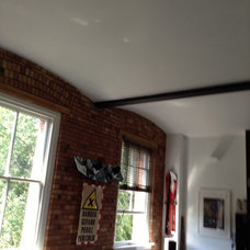 Upstairs ceiling