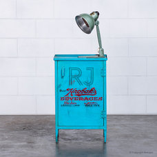 Eclectic Side Tables And End Tables by Retrojan