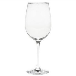Schott Zwiesel Bordeaux Wine Glass, Set of 6 - Enjoy your favorite wines for years to come in our beautiful Schott Zwiesel Stemware, specially designed to resist breakage. Made of Tritan(R) crystal. Set of 6 champagne flutes, red wine glasses, Bordeaux glasses, Burgundy glasses or white wine glasses (shown left to right). Monogramming is available at an additional charge. Monogram will be centered on the side of each glass. Watch a video to learn more: {{link path='/stylehouse/videos/videos/pp_v17_rel.html?cm_sp=Video_PIP-_-PARTY_PLANNER-_-SCHOTT_CHAMPAGNE' class='popup' width='950' height='300'}}Flute{{/link}}, {{link path='/stylehouse/videos/videos/pp_v15_rel.html?cm_sp=Video_PIP-_-PARTY_PLANNER-_-SCHOTT_RED_WINE' class='popup' width='950' height='300'}}Red{{/link}}, {{link path='/stylehouse/videos/videos/pp_v20_rel.html?cm_sp=Video_PIP-_-PARTY_PLANNER-_-SCHOTT_BORDEAUX' class='popup' width='950' height='300'}}Bordeaux{{/link}}, {{link path='/stylehouse/videos/videos/pp_v19_rel.html?cm_sp=Video_PIP-_-PARTY_PLANNER-_-SCHOTT_BURGUNDY' class='popup' width='950' height='300'}}Burgundy{{/link}}, {{link path='/stylehouse/videos/videos/pp_v14_rel.html?cm_sp=Video_PIP-_-PARTY_PLANNER-_-SCHOTT_WHITE_WINE' class='popup' width='950' height='300'}}White{{/link}}. Watch a video about the beauty and durability of our {{link path='/stylehouse/videos/videos/pbq_v14_rel.html?cm_sp=Video_PIP-_-PBQUALITY-_-SCHOTT_BEAUTY_DURABILITY' class='popup' width='950' height='300'}}Schott Zweisel stemware{{/link}}. Made in Germany.