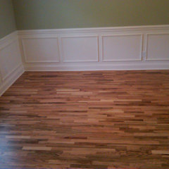 wood flooring by Floor Pro South, LLC