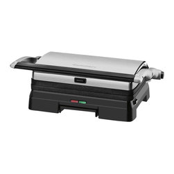 Cuisinart - Cuisinart Griddler Grill and Panini Maker - Indoor grilling has never been this easy. You'll be serving up succulent steaks, gorgeous burgers and perfect sammies and paninis without breaking a sweat. In a word: yum!
