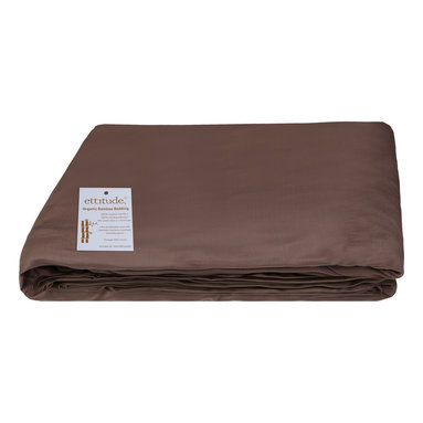 Ettitude - Organic Pure Bamboo Bondi California/ Western King Size Fitted Sheet - Our bamboo Fitted & Flat Sheets are one of the softest, most comfortable bedding options around. Equivalent to around 1000 thread count in cotton, they are simply softer than other sheets and more comfortable to sleep. They also have naturally antibacterial properties, making them great for anyone with sensitive skin or allergies. Bamboo's absorbency allows it to wick sweat away from the body, keeping you cool in summers and warm in winter. Products manufactured in China.