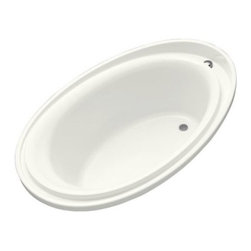 KOHLER - KOHLER K-1190-0 Purist 6' Experience Bath in White - KOHLER K-1190-0 Purist 6' Experience Bath in WhiteThe Purist 6' Experience bath features a design that reinvents the soaking experience. An overflow channel outside of the bathing well creates an extra-deep bathing space, with room enough for two people. Designed for drop-in installations, this bath is constructed of high-gloss acrylic. Integrate with other products in the Purist Suite for unified design in your bath or powder room.