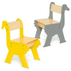 Eclectic Kids Chairs by Hayneedle