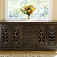 Mediterranean Buffets And Sideboards by Zin Home
