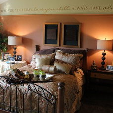 Traditional Wall Decals by Uppercase Living Ind. Demonstrator Faith Schulze