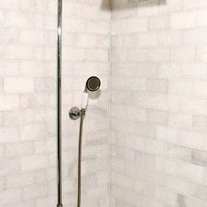 Traditional Showers by Atmosphere Builders