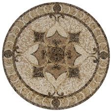 Traditional Floor Tiles by Floor Medallions Online