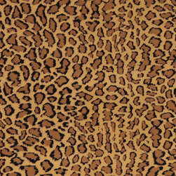 Gold And Brown Leopard Microfiber Stain Resistant Upholstery Fabric By The Yard - Microfiber fabric is the premier choice for indoor upholstery. This fabric is stain resistant, soft and incredibly durable. Plus it is easy to clean and made in America! Microfiber is excellent for residential, commercial and automotive upholstery.