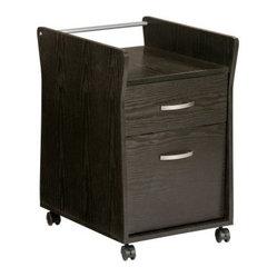 Rolling File Cabinet - The Techni Mobili RTA-S13 Rolling File Cabinet ...