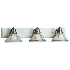 Craftsman Bathroom Lighting And Vanity Lighting by Littman Bros Lighting