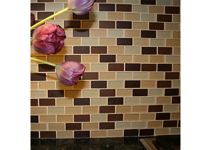 bathroom tile by Shoshana Gosselin