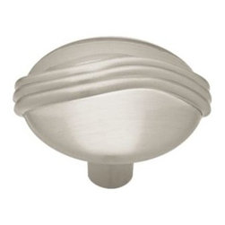 Liberty Hardware - Liberty Hardware P84302-SN-C Contempo II Cab HW-Liberty 1.15 Inch Round Knob - This traditional design is a beautiful accent to any kitchen or bathroom furniture or cabinetry. Multiple finishes available. Installation is easy and the necessary hardware is included. Width - 1.15 Inch, Height - 1.27 Inch, Projection - 0.9 Inch, Finish - Satin Nickel, Weight - 0.05 Lbs.