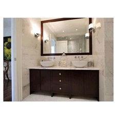 Contemporary Bathroom Countertops by Marble Trend