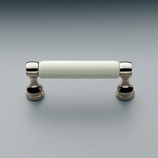 Traditional Cabinet And Drawer Handle Pulls by Rebekah Zaveloff | KitchenLab