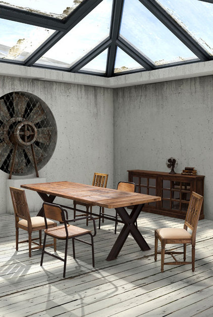 Rustic Rendering by Zuo Modern Contemporary