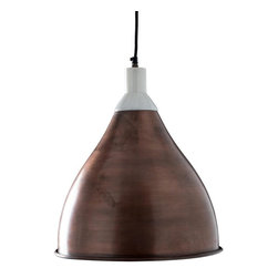Rohan Art Exports - Delphine Hanging Light - Copper - Delphine Hanging Light - Copper
