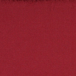 Red Solid Textured Woven Matelasse Upholstery Fabric By The Yard - This material is great for indoor upholstery applications. This Matelasse is rated heavy duty, and is upholstery weight. It is woven for enhanced appearance.