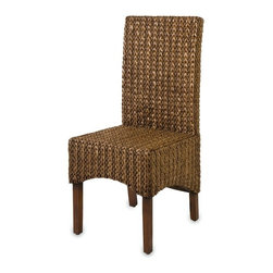 IMAX CORPORATION - Adriatic Seagrass Dining Chair - Adriatic Seagrass Dining Chair. Find home furnishings, decor, and accessories from Posh Urban Furnishings. Beautiful, stylish furniture and decor that will brighten your home instantly. Shop modern, traditional, vintage, and world designs.