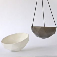 Modern Indoor Pots And Planters by General Store