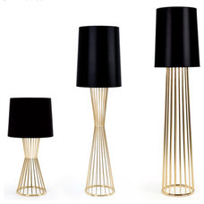 Contemporary Floor Lamps by Utility