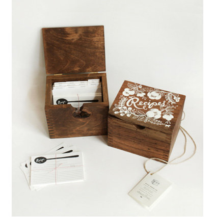 traditional storage boxes by Rifle Paper Co.