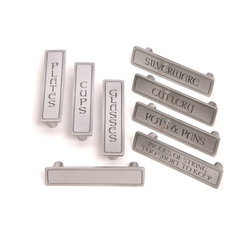 Contemporary Hardware by Notting Hill Decorative Hardware