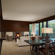 Robbins Residence Fire Place