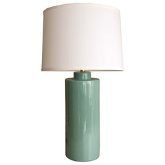 traditional table lamps by High Street Market