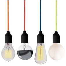 Pendant Lighting NUD Classic Black Pendant by NUD Collection