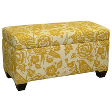 Contemporary Footstools And Ottomans by Amazon