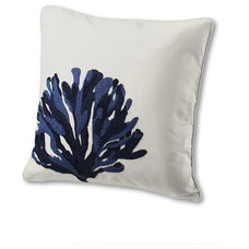 tropical pillows by Lands' End