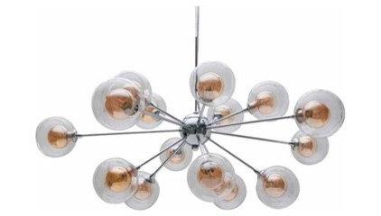 Modern Chandeliers by Lightology