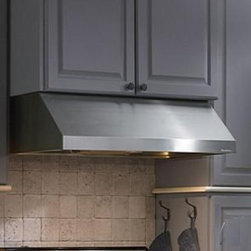 """Vent-A-Hood - Professional Series PRH9-242 42"""" Standard Hood Under Cabinet Range Hood With 600 - Vent-A-Hood makes the perfect range hood for today39s motion-filled kitchen They are unmatched at whisking grease and heat-polluted air away from your cooking area Powerful enough for heavy-duty professional-style cooking equipment and proven quieter..."""