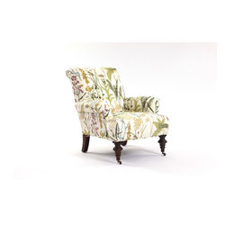 Burton Chair - Burton Chair in Fern / Spring