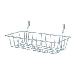 IKEA of Sweden - OMAR Basket - Basket, galvanized