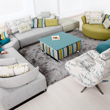 Modern Sectional Sofas by Julia Jones ltd