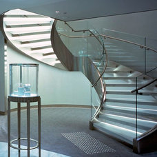 Modern Staircase by Glasshape