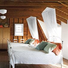 Home Tours: Home Tour: Summer Guesthouse - Martha Stewart